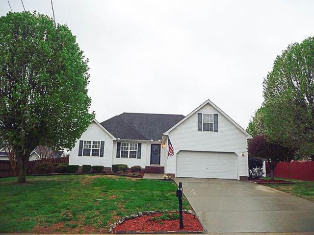 2207 Spartan Ct, Murfreesboro, TN 37128 (MLS #1911609) :: DeSelms Real Estate