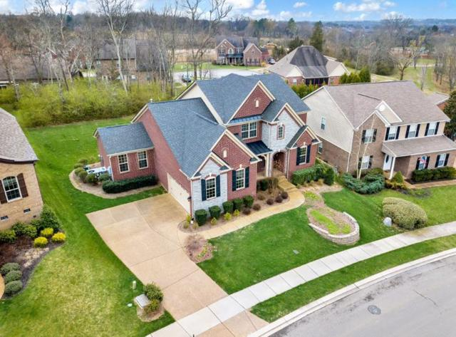 110 Fountain Brooke Dr, Hendersonville, TN 37075 (MLS #1911845) :: RE/MAX Choice Properties