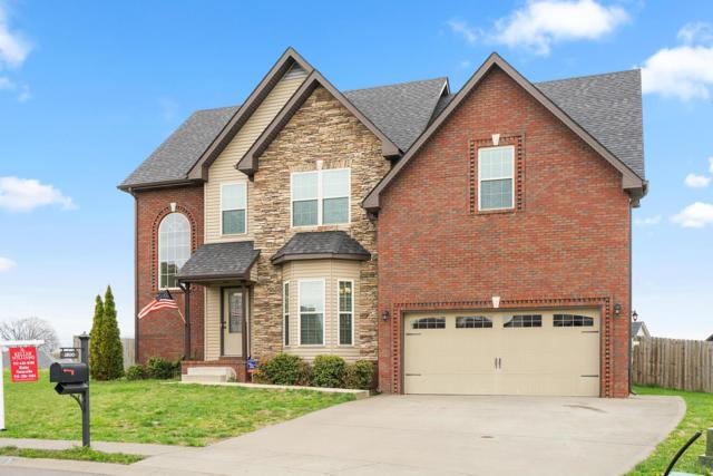 1800 Arrowhead Ct, Clarksville, TN 37042 (MLS #1912077) :: Exit Realty Music City