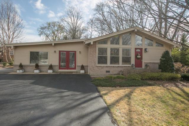 1319 Bass Ave, Murfreesboro, TN 37129 (MLS #1912079) :: DeSelms Real Estate