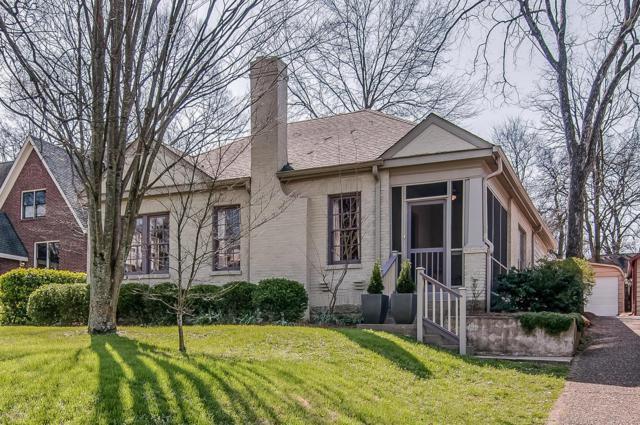 2713 Westwood Ave, Nashville, TN 37212 (MLS #1912087) :: DeSelms Real Estate