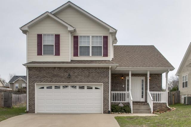 2645 Arthurs Ct, Clarksville, TN 37040 (MLS #1912168) :: The Milam Group at Fridrich & Clark Realty