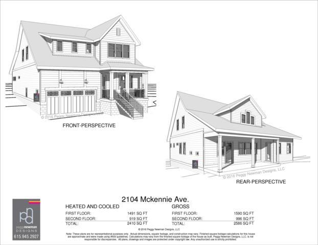 2104 Mckennie Ave, Nashville, TN 37206 (MLS #1912190) :: The Milam Group at Fridrich & Clark Realty
