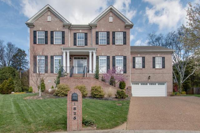 1825 Apple Ridge Cir, Nashville, TN 37211 (MLS #1912540) :: Ashley Claire Real Estate - Benchmark Realty