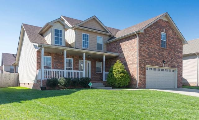 1829 Apache Way, Clarksville, TN 37042 (MLS #1912631) :: Team Wilson Real Estate Partners