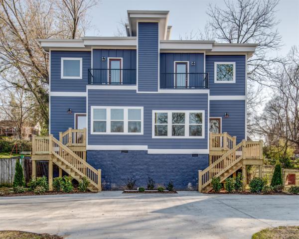 421 A Moore Ave., Nashville, TN 37203 (MLS #1912851) :: NashvilleOnTheMove | Benchmark Realty