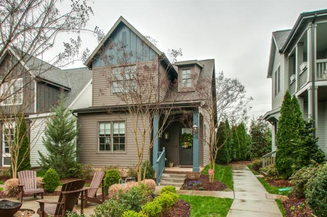 105 Cottage Ln, Franklin, TN 37064 (MLS #1913128) :: The Kelton Group