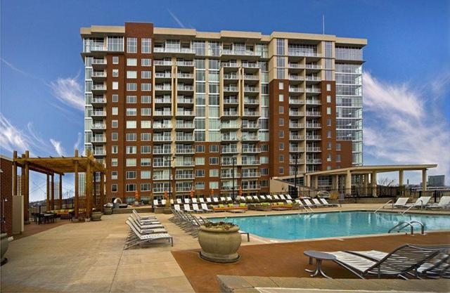 600 12Th Ave S Unit #312 #312, Nashville, TN 37203 (MLS #1913699) :: Living TN