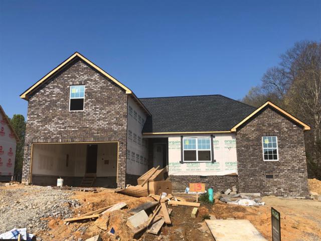 171 Fieldstone Ln., Springfield, TN 37172 (MLS #1914200) :: Berkshire Hathaway HomeServices Woodmont Realty