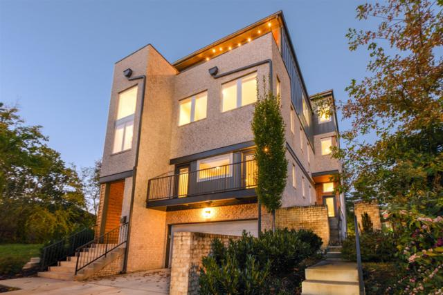 119 A 30Th Ave S, Nashville, TN 37212 (MLS #1915155) :: NashvilleOnTheMove | Benchmark Realty