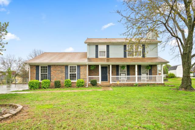 1609 Bevard Rd, Clarksville, TN 37042 (MLS #1915732) :: NashvilleOnTheMove | Benchmark Realty