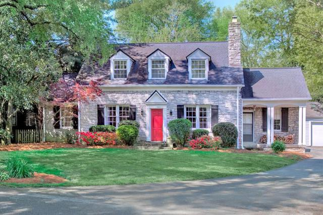235 Lauderdale Rd, Nashville, TN 37205 (MLS #1916495) :: Ashley Claire Real Estate - Benchmark Realty
