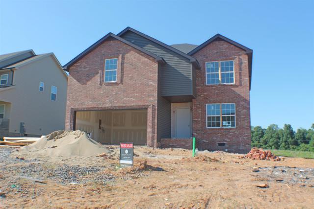 744 Crestone Lane, Clarksville, TN 37042 (MLS #1916568) :: Berkshire Hathaway HomeServices Woodmont Realty