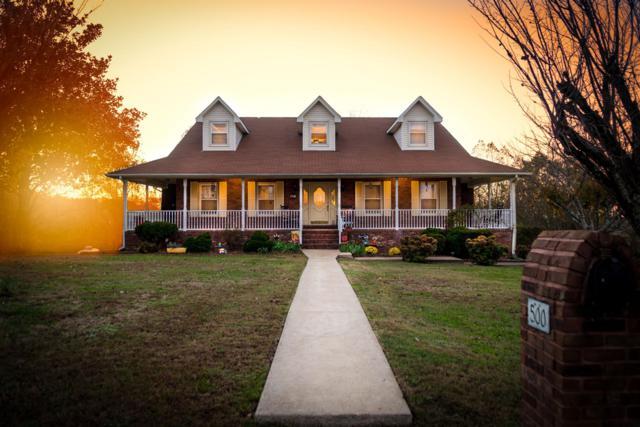 500 Mountain View Dr, Pulaski, TN 38478 (MLS #1916618) :: John Jones Real Estate LLC