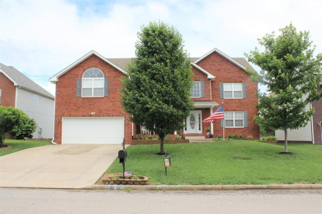 1189 Castlewood Dr, Clarksville, TN 37042 (MLS #1916647) :: RE/MAX Choice Properties