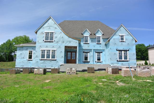 1414 Newhaven Drive, Lot#142, Brentwood, TN 37027 (MLS #1916911) :: CityLiving Group