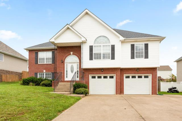 1181 Stillwood Dr, Clarksville, TN 37040 (MLS #1917133) :: HALO Realty