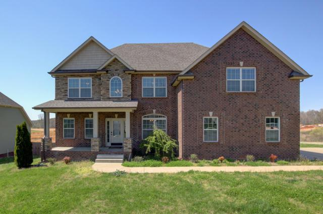 3192 Timberdale Dr, Clarksville, TN 37042 (MLS #1918256) :: Berkshire Hathaway HomeServices Woodmont Realty