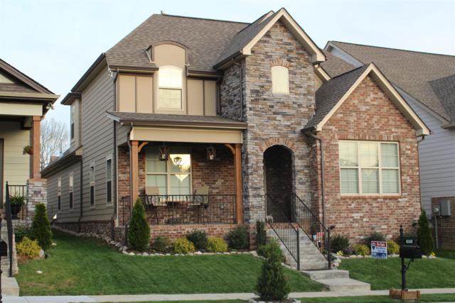 4143 Alva Ln, Nolensville, TN 37135 (MLS #1918540) :: NashvilleOnTheMove | Benchmark Realty