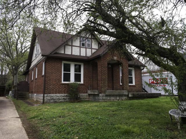 1104 Sunnymeade Dr, Nashville, TN 37216 (MLS #1920500) :: NashvilleOnTheMove | Benchmark Realty