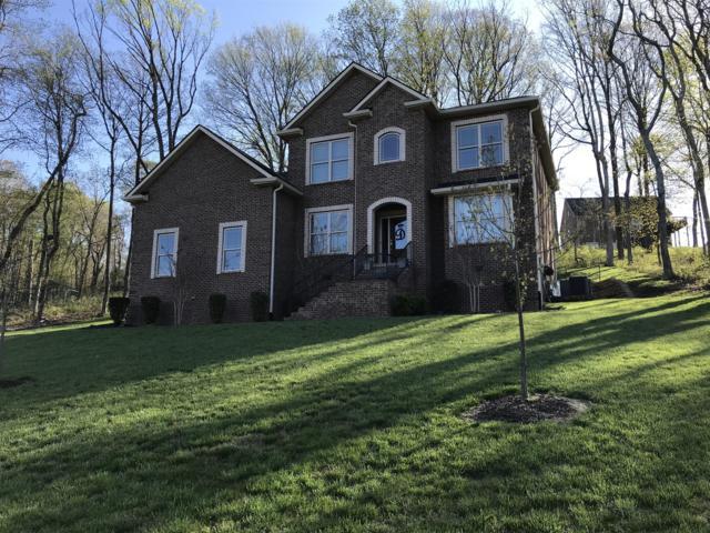1202 Ben Hill Blvd, Nolensville, TN 37135 (MLS #1920737) :: NashvilleOnTheMove | Benchmark Realty