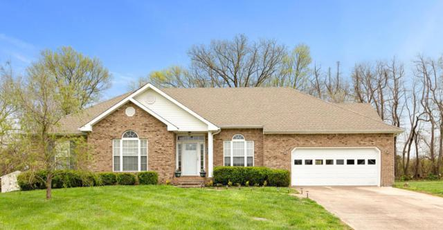 1162 Thornberry Drive, Clarksville, TN 37040 (MLS #1920985) :: Berkshire Hathaway HomeServices Woodmont Realty