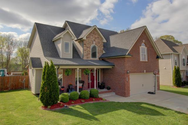 1684 Autumn Dr, Clarksville, TN 37042 (MLS #1921295) :: Exit Realty Music City
