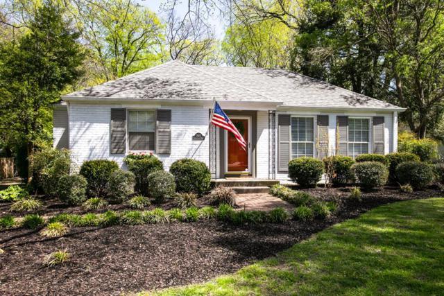 3414 Springbrook Dr, Nashville, TN 37204 (MLS #1921668) :: Ashley Claire Real Estate - Benchmark Realty