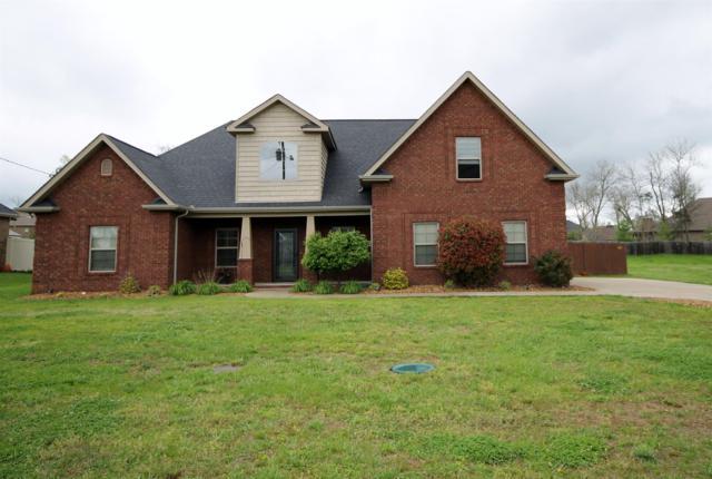 1014 Spring Creek Dr, Murfreesboro, TN 37129 (MLS #1921784) :: John Jones Real Estate LLC