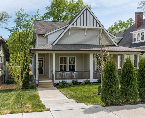 1144 B Cahal Ave, Nashville, TN 37206 (MLS #1922254) :: The Milam Group at Fridrich & Clark Realty