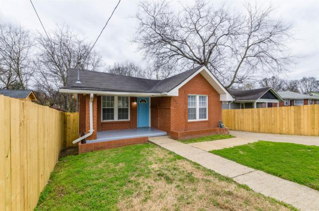 1601 23Rd Ave N, Nashville, TN 37208 (MLS #1922452) :: Ashley Claire Real Estate - Benchmark Realty