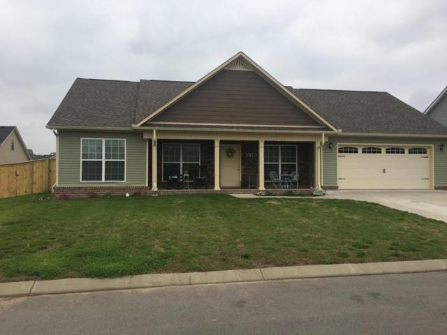 1015 Timbervalley Way, Spring Hill, TN 37174 (MLS #1923412) :: The Easling Team at Keller Williams Realty
