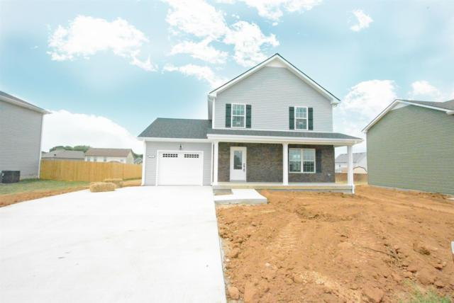 2320 Pea Ridge Rd, Clarksville, TN 37040 (MLS #1924445) :: The Milam Group at Fridrich & Clark Realty