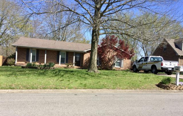 1187 Woodbridge Dr, Clarksville, TN 37042 (MLS #1924720) :: Berkshire Hathaway HomeServices Woodmont Realty