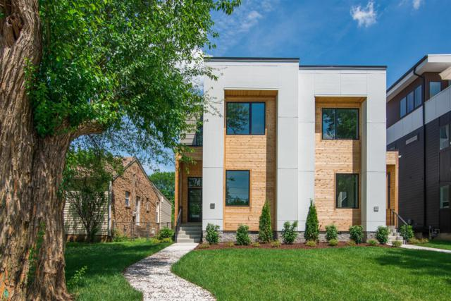 1418 A 15th Avenue South, Nashville, TN 37212 (MLS #1925084) :: REMAX Elite