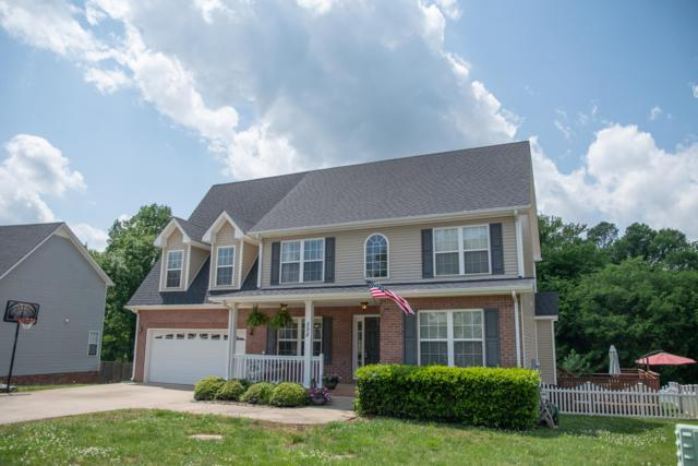 598 Winding Bluff Way, Clarksville, TN 37040 (MLS #1926458) :: Berkshire Hathaway HomeServices Woodmont Realty