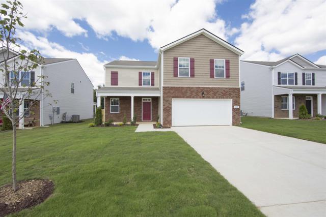 253 Autumn Terrace Ln -Lot 241, Clarksville, TN 37040 (MLS #1927472) :: REMAX Elite