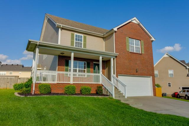 481 Winding Bluff Way, Clarksville, TN 37040 (MLS #1927845) :: Berkshire Hathaway HomeServices Woodmont Realty