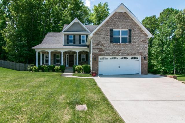 574 Winding Bluff Way, Clarksville, TN 37040 (MLS #1927903) :: EXIT Realty Bob Lamb & Associates