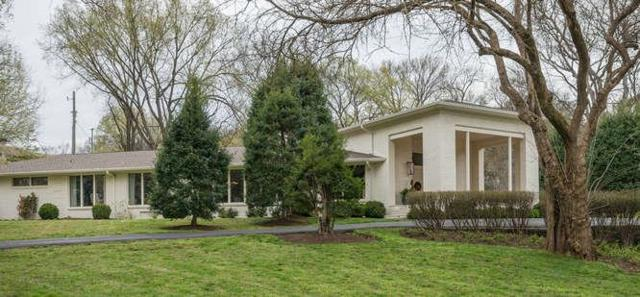201 Brook Hollow Rd, Nashville, TN 37205 (MLS #1928002) :: The Milam Group at Fridrich & Clark Realty