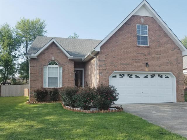 503 Forrest Pointe Dr, Murfreesboro, TN 37130 (MLS #1928143) :: Team Wilson Real Estate Partners