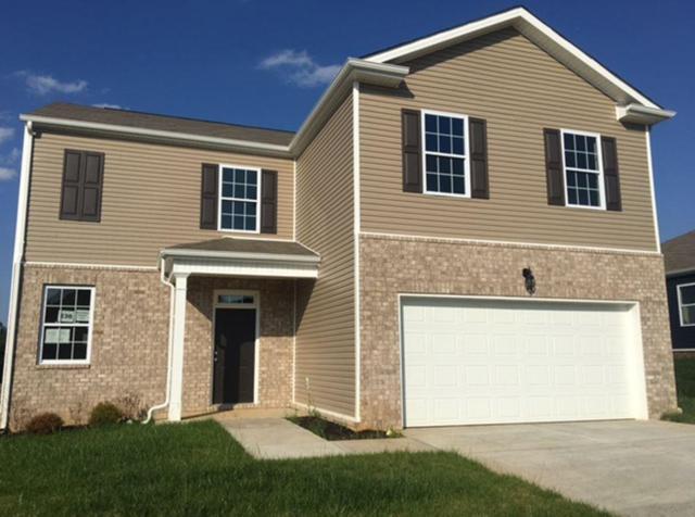233 Autumn Terrace - Lot 236, Clarksville, TN 37040 (MLS #1929636) :: REMAX Elite
