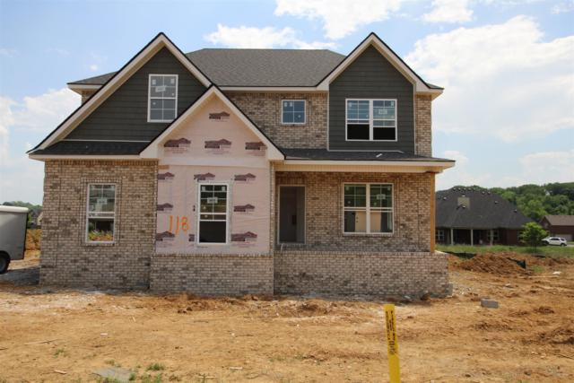 204 Mcgreevy Dr (Lot 118), LaVergne, TN 37086 (MLS #1930091) :: CityLiving Group