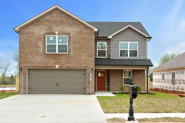 1122 Gentry Drive (Lot 150), Clarksville, TN 37043 (MLS #1930344) :: Nashville On The Move