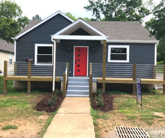 1730 Kellow St, Nashville, TN 37208 (MLS #1931862) :: DeSelms Real Estate