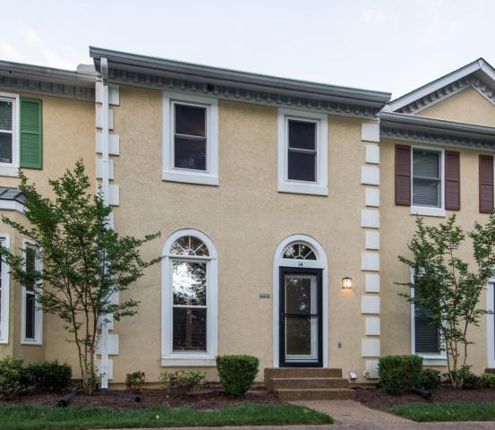 609 Boyd Mill Ave Apt 14 #14, Franklin, TN 37064 (MLS #1931995) :: The Miles Team | Synergy Realty Network