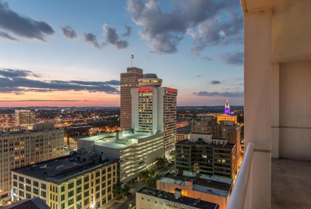 555 Church St Apt 2304 #2304, Nashville, TN 37219 (MLS #1932415) :: Maples Realty and Auction Co.