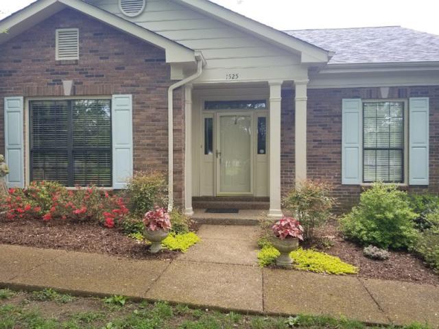 1525 Brentwood Pointe #2, Franklin, TN 37067 (MLS #1933386) :: Team Wilson Real Estate Partners