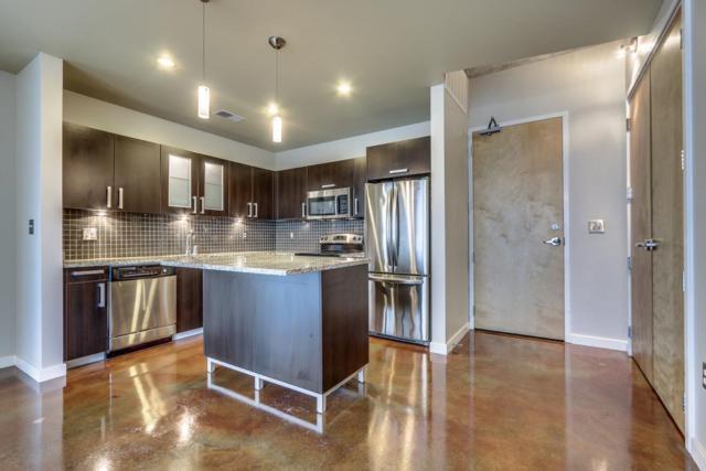 600 12TH AVE S APT 836 #836, Nashville, TN 37203 (MLS #1933467) :: Team Wilson Real Estate Partners