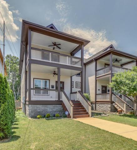 1829 A 5Th Ave N, Nashville, TN 37208 (MLS #1933962) :: RE/MAX Choice Properties